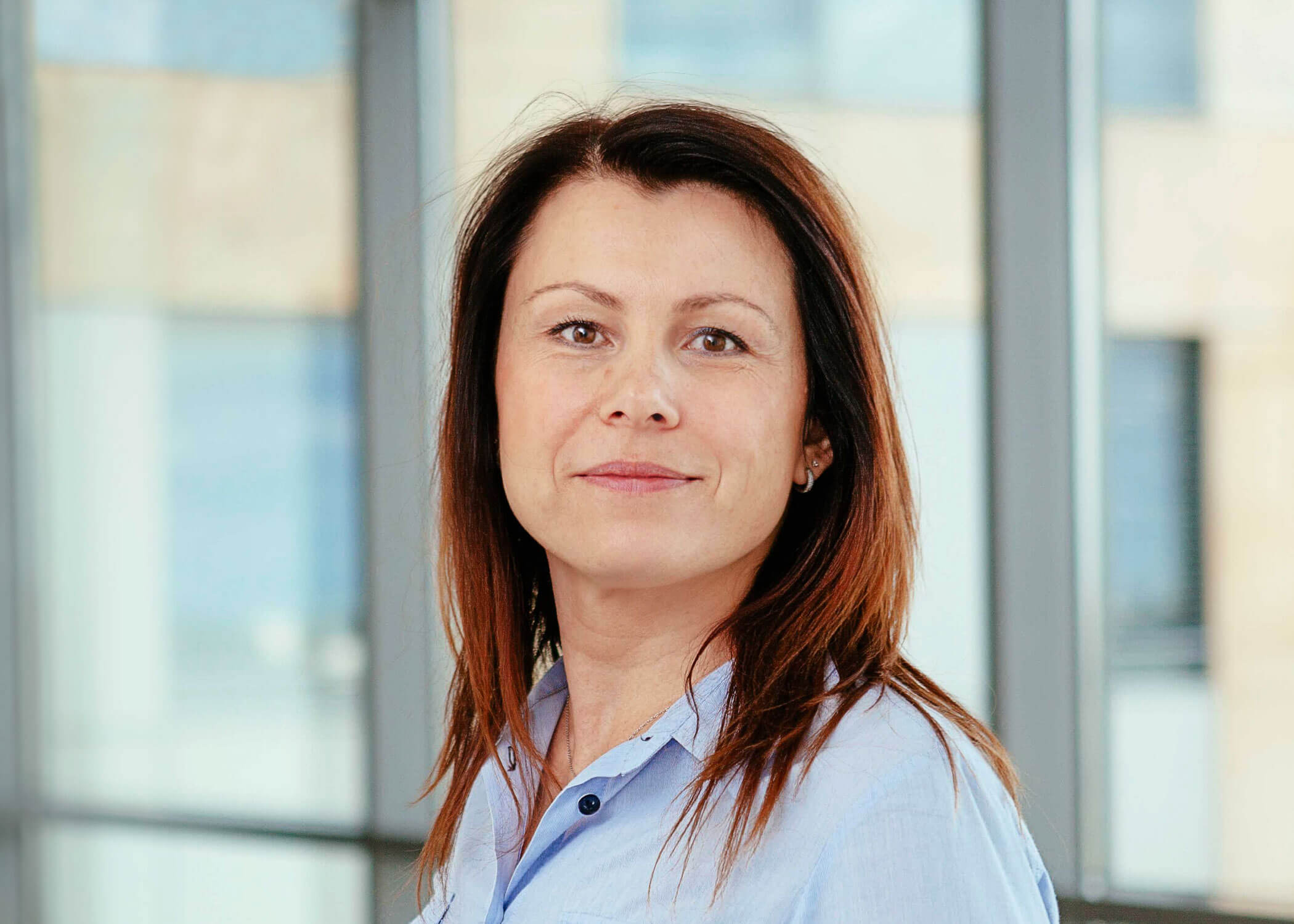 Kringa Ejer, Service Center Manager w Zalaris HR Services